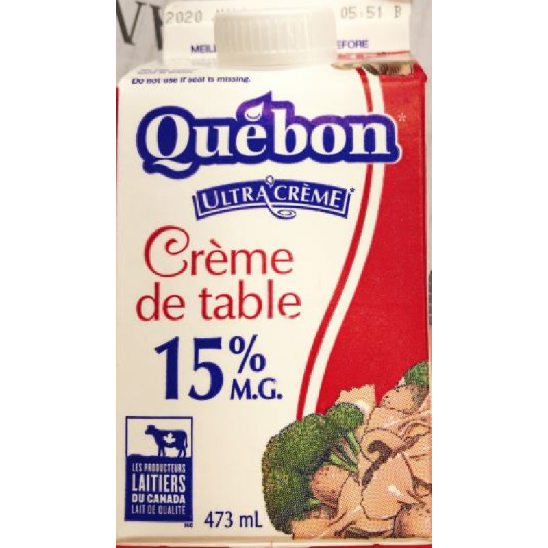Quebon table cream