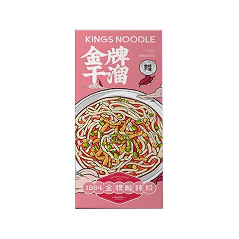 JINPAI: Potato Noodle (Hot & Sour flavor)