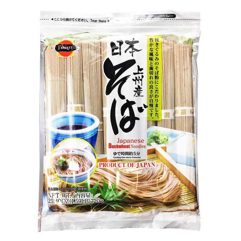 J-basket: Japanese Buckwheat noodles-800g