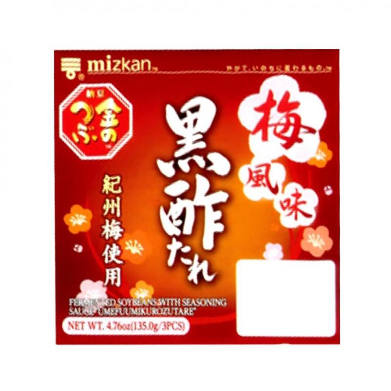 MIZKAN: Plum Flavor Natto-113.5g
