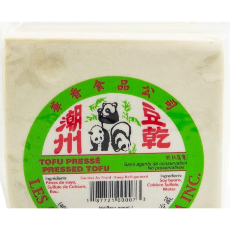Pressed Tofu