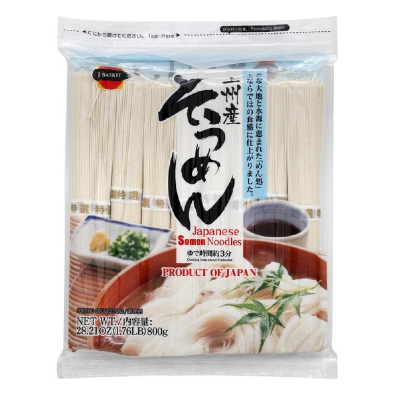 J-basket: Japanese Somen Noodles-800g