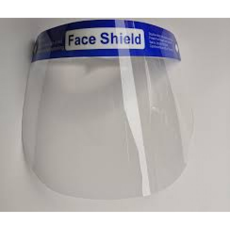 Face shield - adult