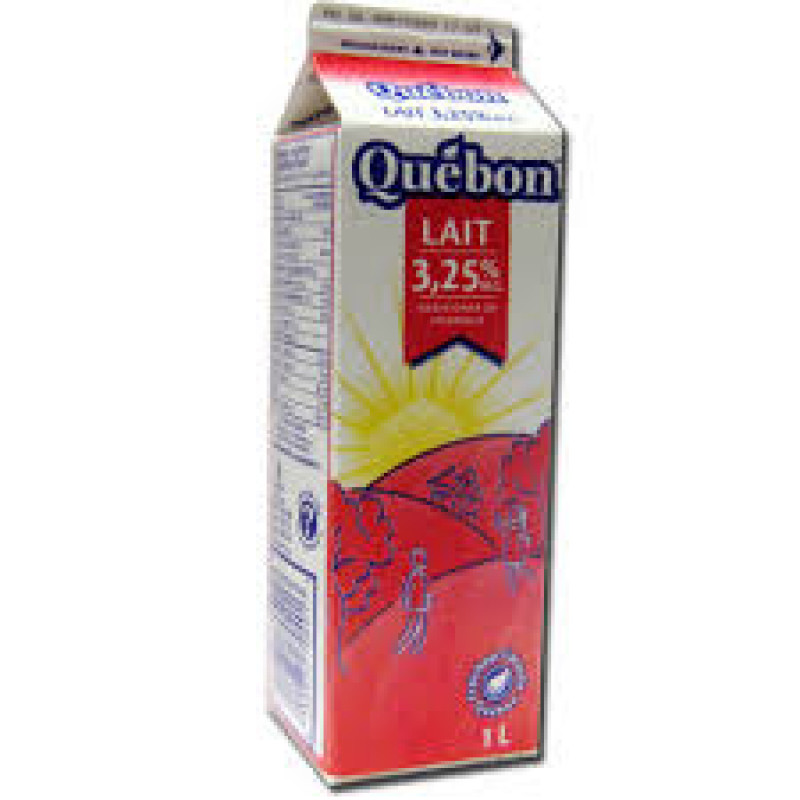 3.25% QUEBON Milk-1L