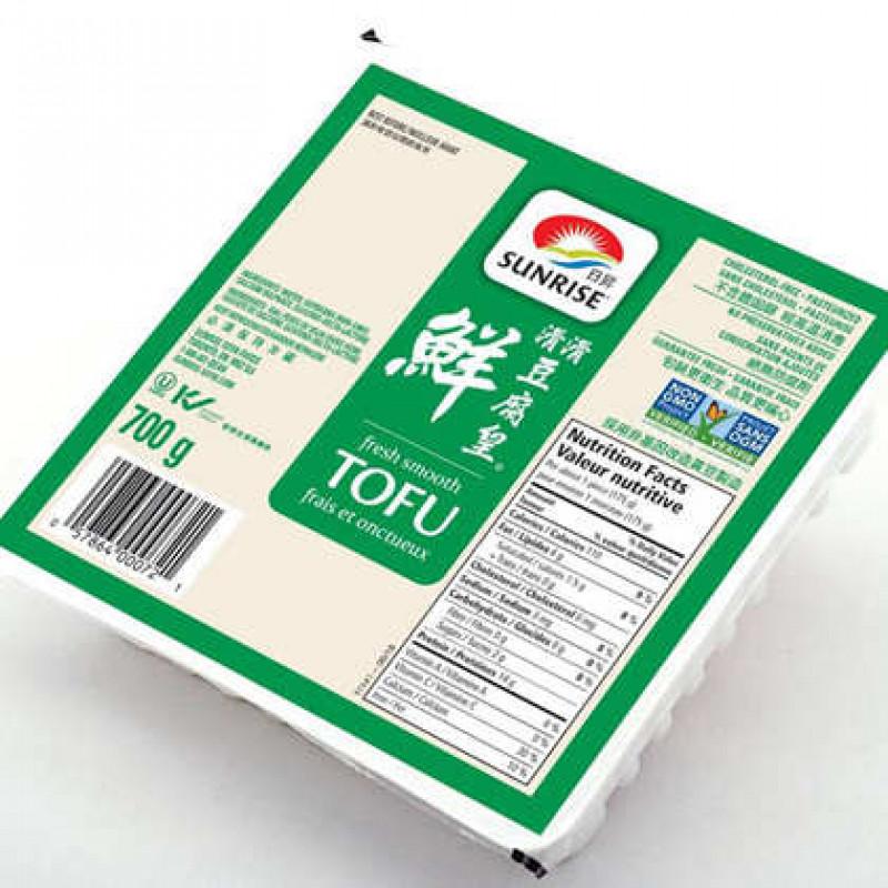 Sunrise 4 Piece Freshpack Smooth Tofu