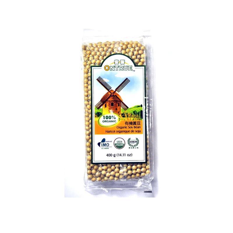 Ontrue Organic Soy Bean