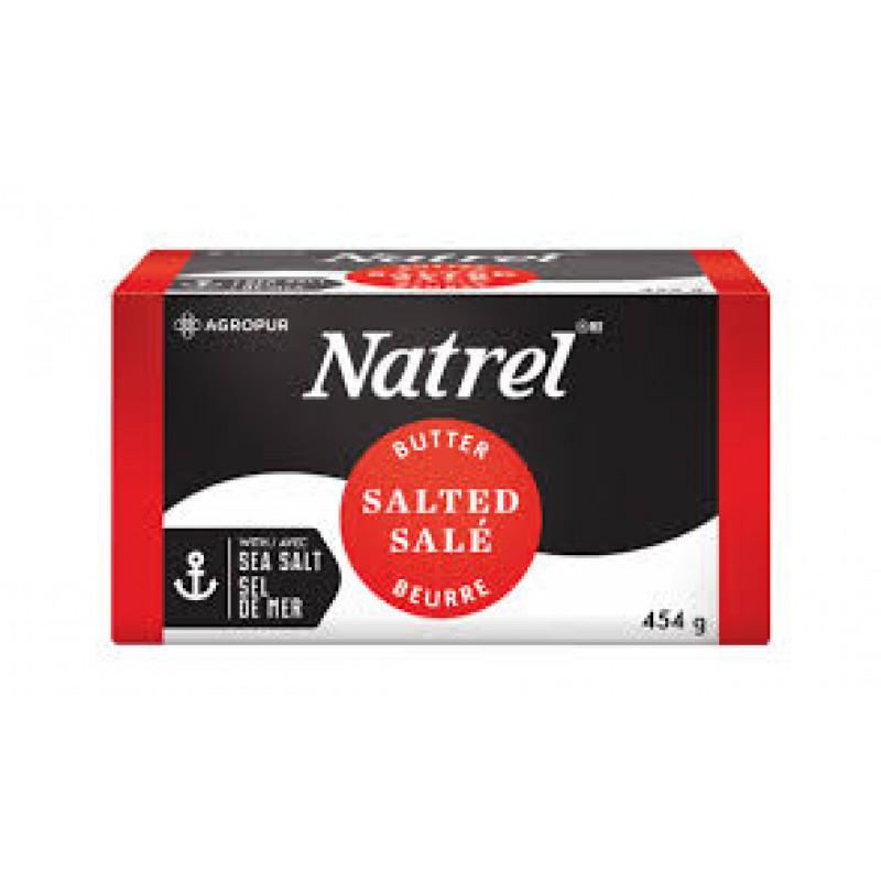 NATREL butter- salt