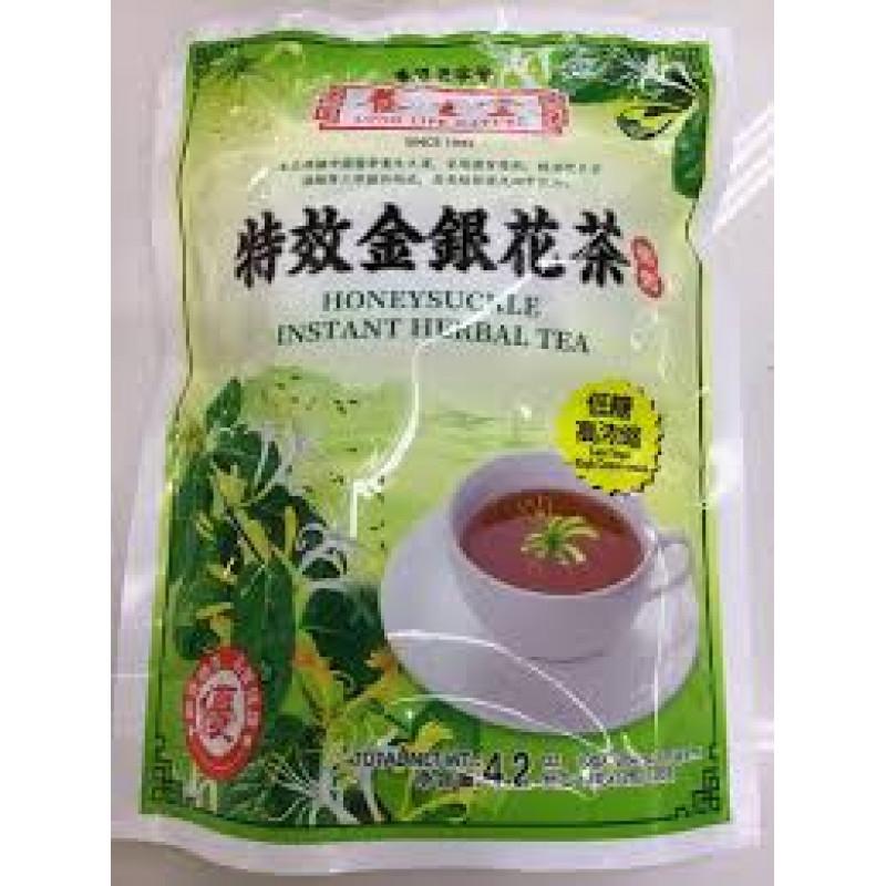 Honey instant herbal tea