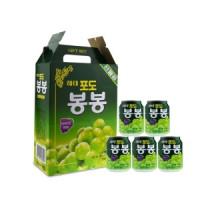 Haitai grape juice (1 box)