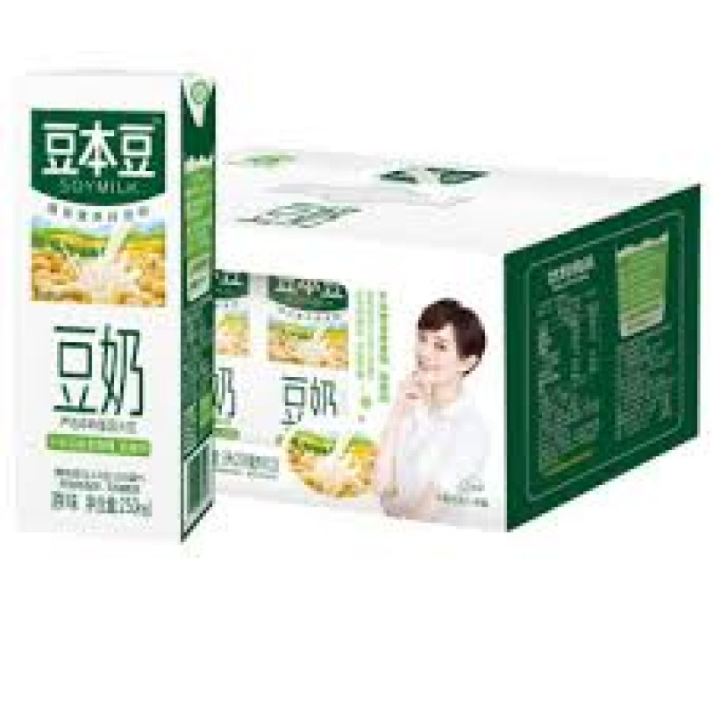 Douben Soy Milk Original Flavor 250mlX12 Box FCL