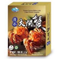 BEIYANG SEAFOOD FRESHWATER HAIRY CRAB 1.2KG