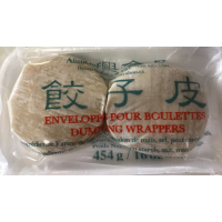 Dexing dumpling wrappers