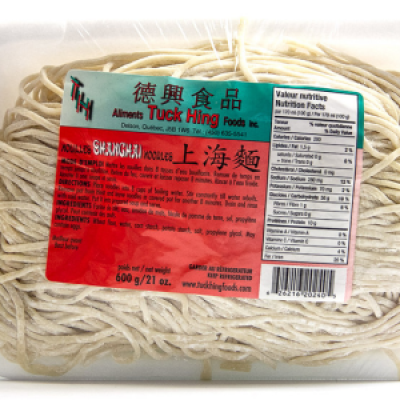Tuck Hing Shanghai noodles