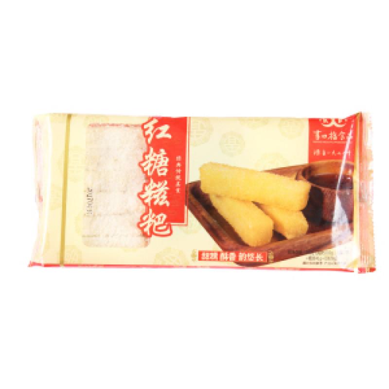Brown sugar glutinous rice cake
