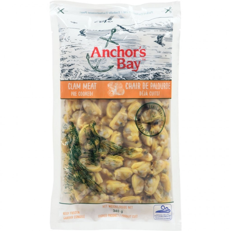 Anchor's Bay Clam Meat
