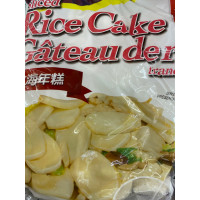 Shanghai rice cake