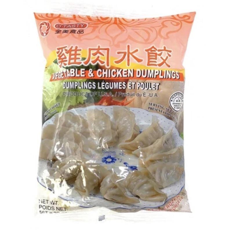 dumplings-vegetable&chicken