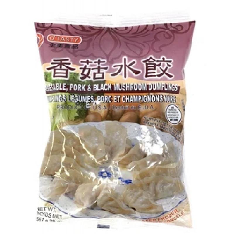 dumplings-pork vegetable&mushroom