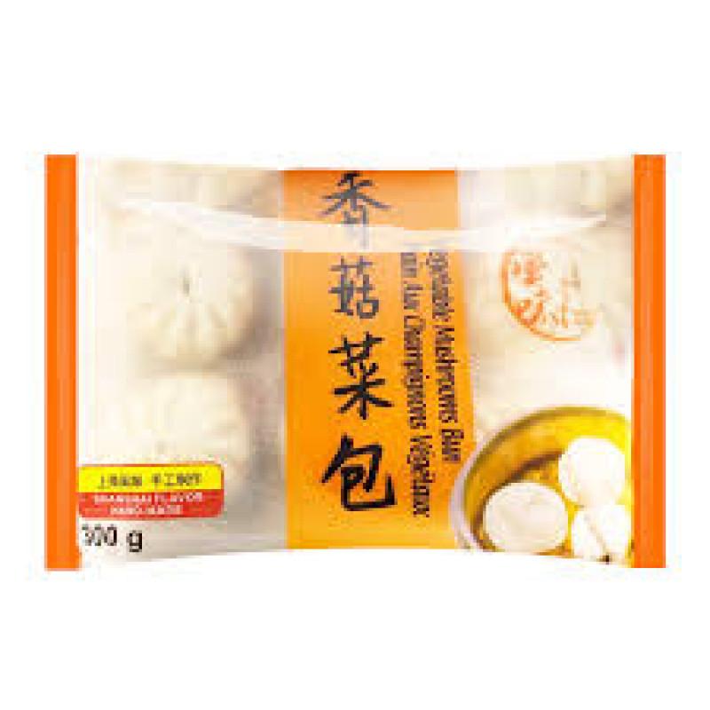 Nanxiang Mushroom Vegetable Bun