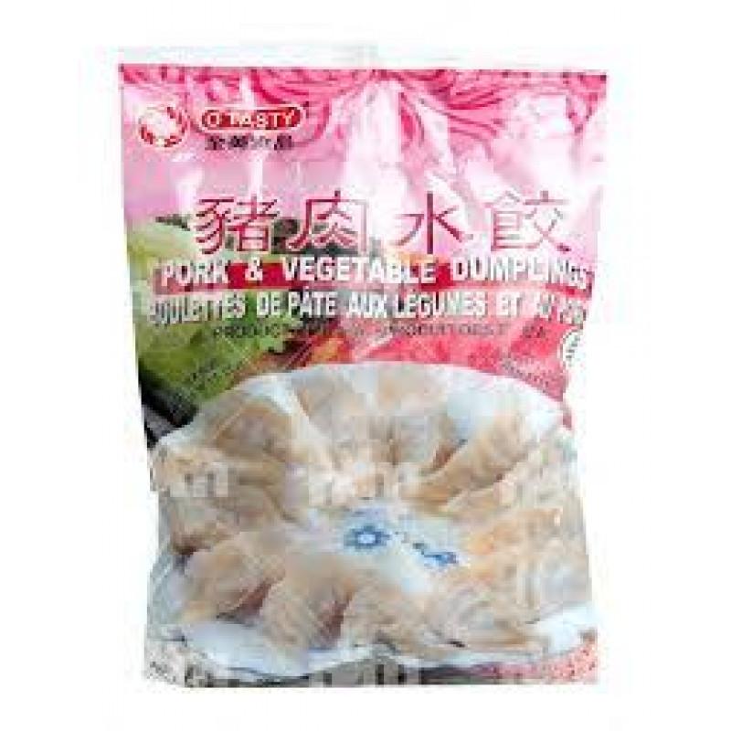 Quanmei pork dumpling