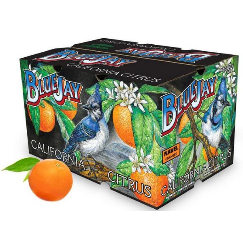 Small oranges (box)