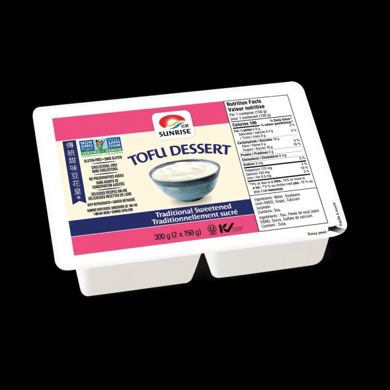 sunrise tofu dessert-300g