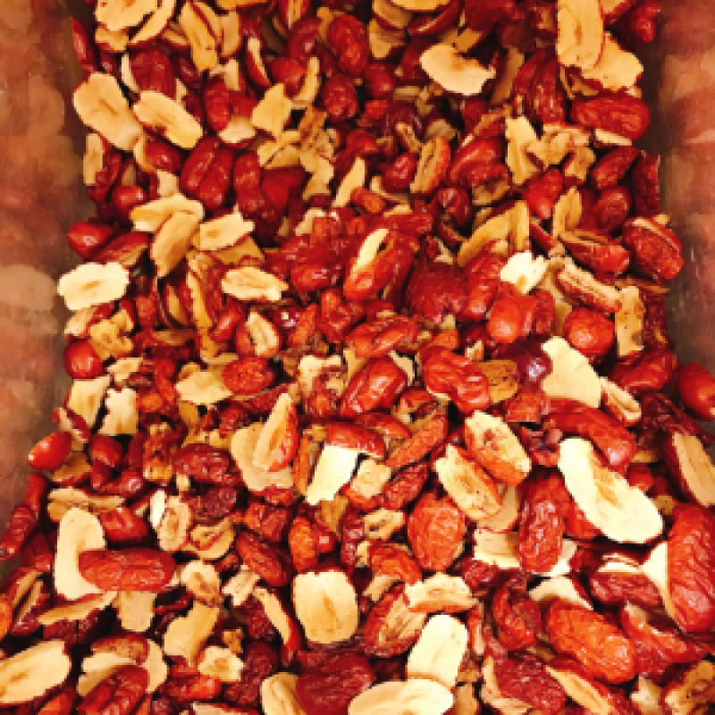 Red Date Slices-2LBS