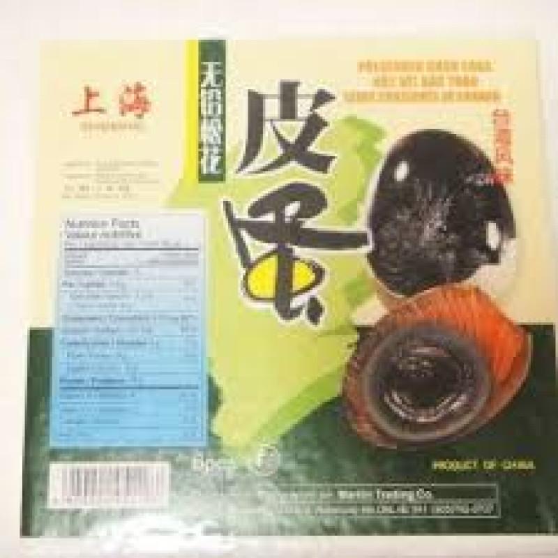 Shanghai Lead-Free Songhua Preserved Eggs