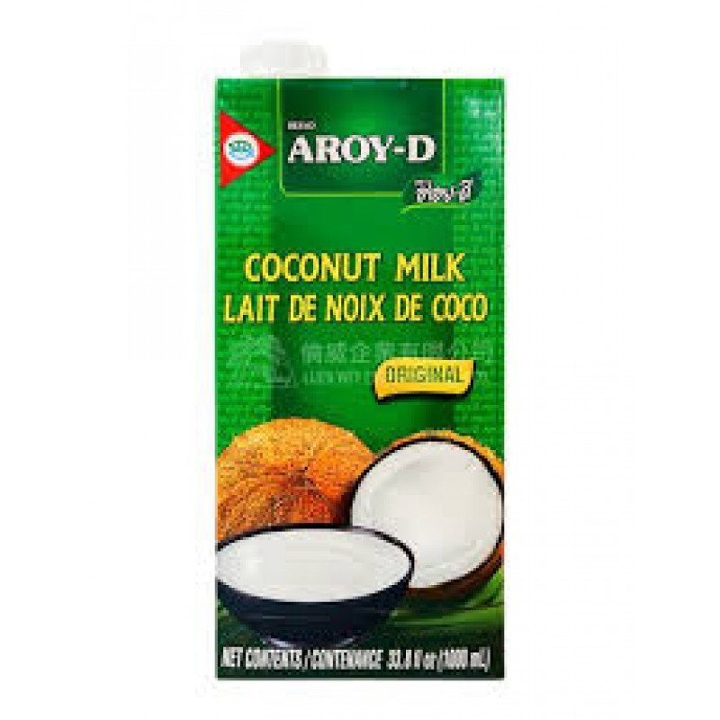 AROY-D Coconut Milk 1000ML