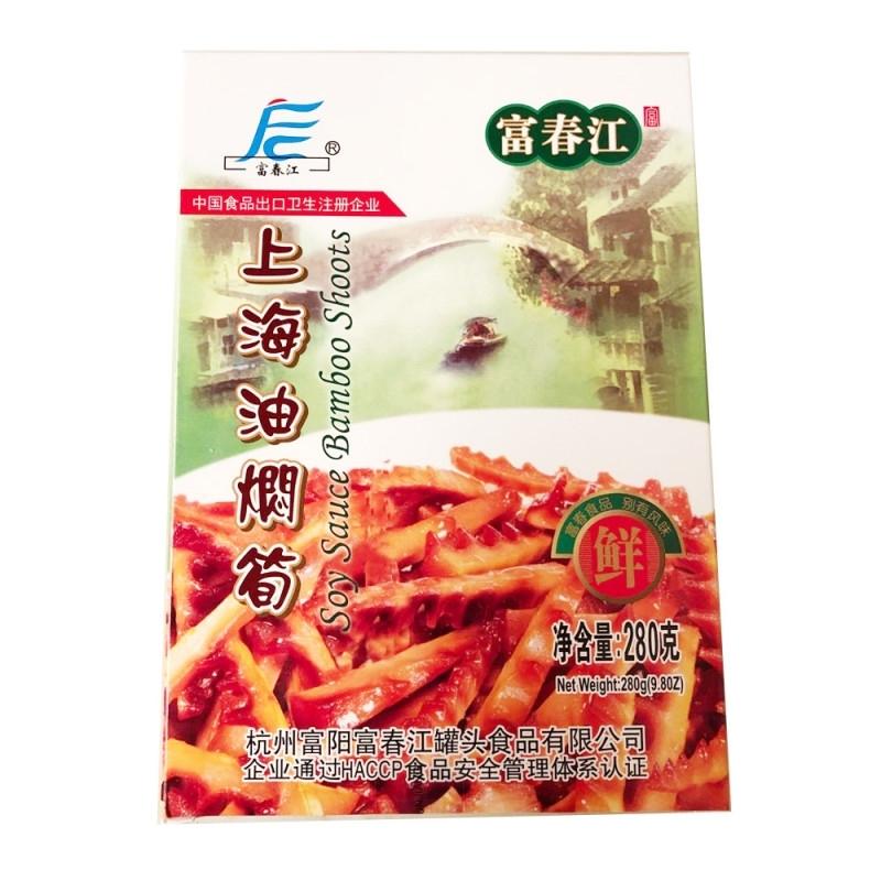 FuChunJiang soy sauce bamboo-280g