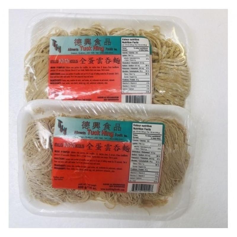Tuck Hing won-ton noodles-400g