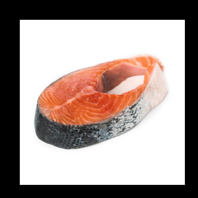 Samon steak - 1 LB