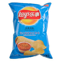 Lay's: Potato Chips (Italian Red Meat Flavour)-70g