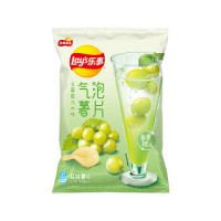 Lay's: Potato Chips (White grape soda Flavour)-70g