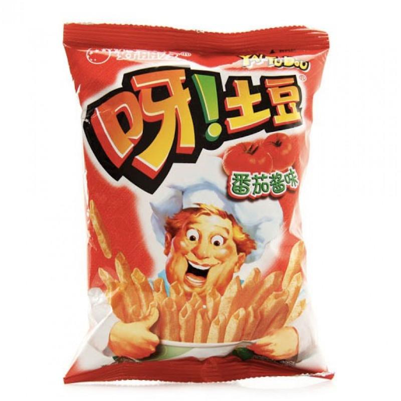 Ah! Potatoes - Ketchup Flavor