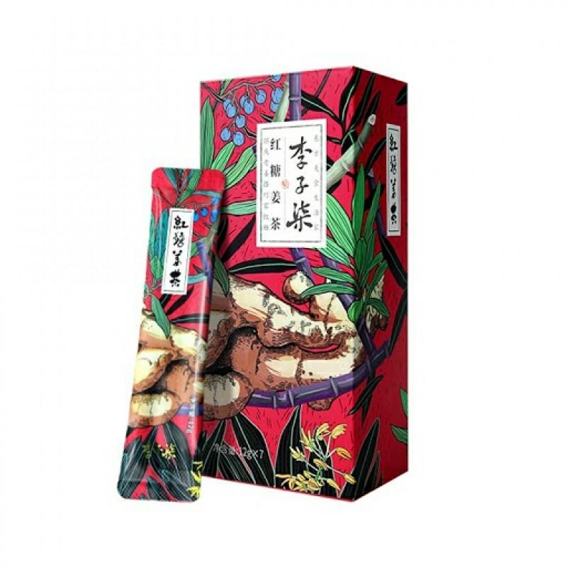 ginger tea-brown sugar-84gg