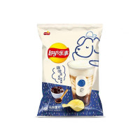 LAY'S X Machi Machi Winter Limited Potato Chips Coffee Jelly Oolong Milk Tea Flavour 65g