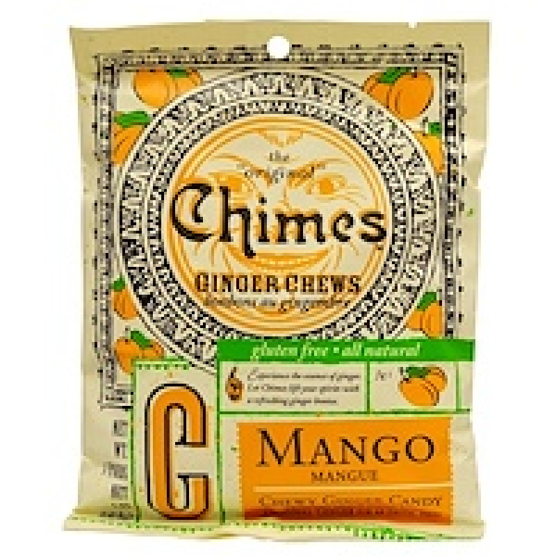Chimes Ginger Candy-Mango Flavor