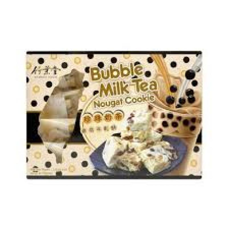 Bubble Milk Tea Nougat Cookie