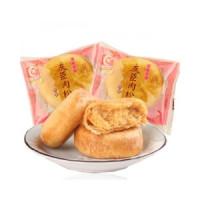 YouChen Pork Floss Muffin Cake RouSongBing 2PC