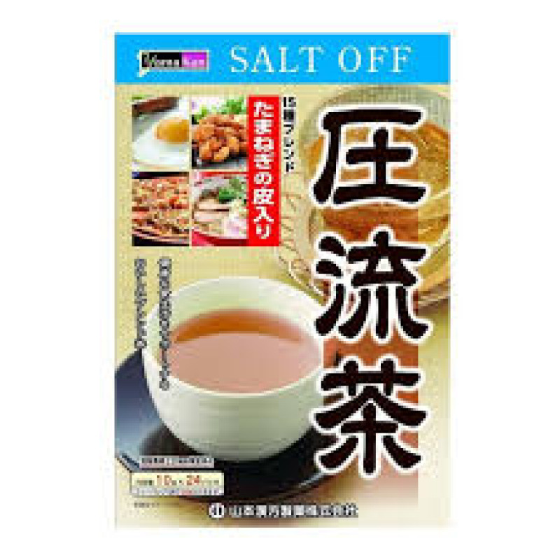 Yamamoto Chinese Antihypertensive tea