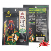 LIUYISHOU spicy hotpot base - 200g