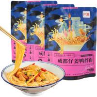 BAIJIA: Instant Noodle Ginger Duck Flavor 158g