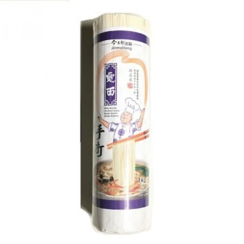 Hand noodles - wide
