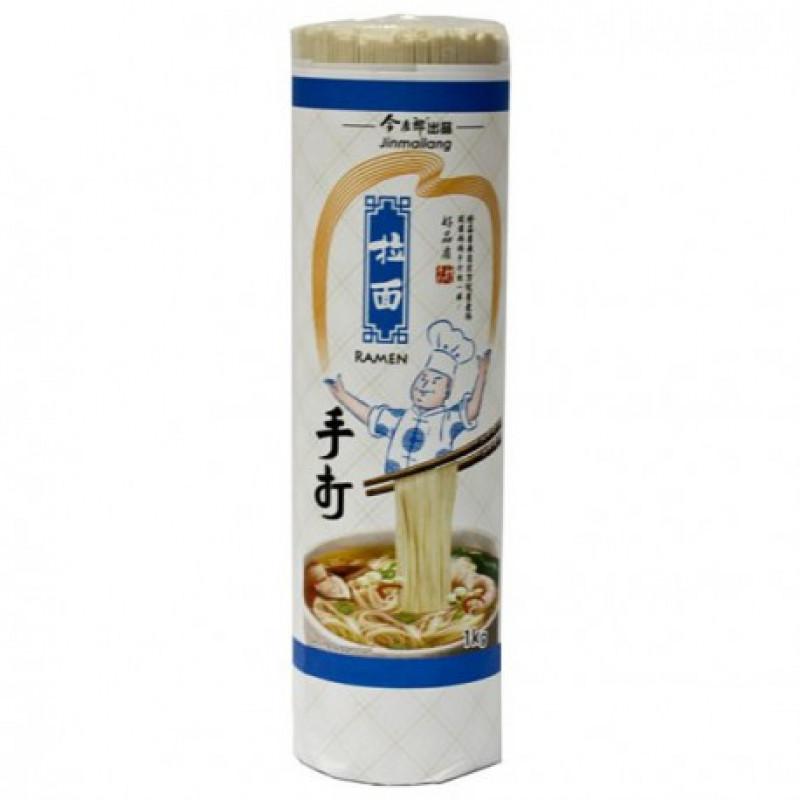Hand noodles - ramen
