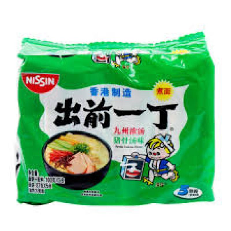 Pork soup noodles