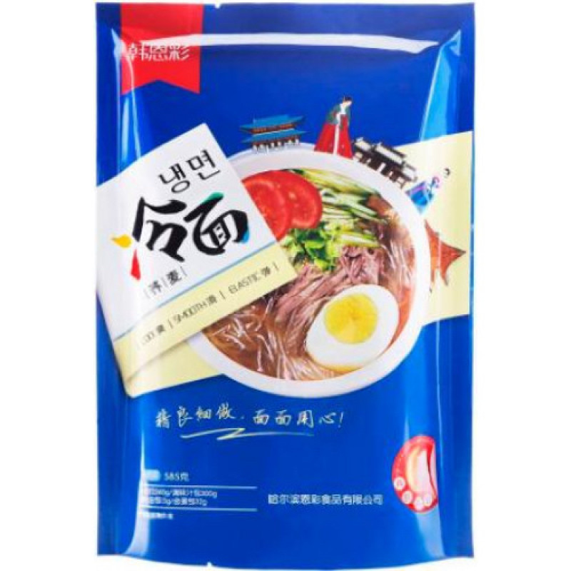 Han En Choe Soba Cold Noodles 607g