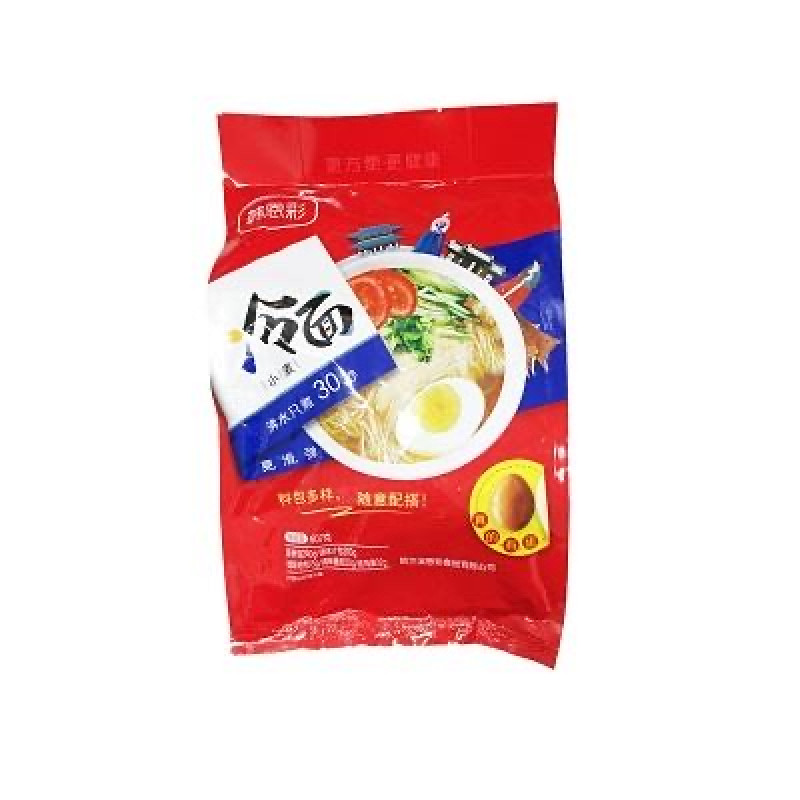 Han En Choi Wheat Cold Noodle 607g