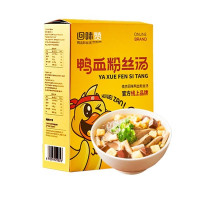 [Limited To 2 Servings Per Order] Aftertaste, Duck Blood Vermicelli Soup Original Flavor 230g