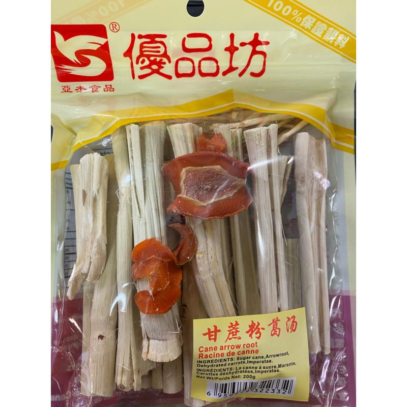 Cane arrow root